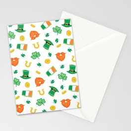 St Paddy's Day Stationery Cards