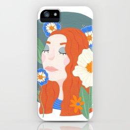 Tangerine Dream iPhone Case
