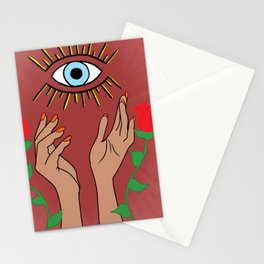 Mal De Ojo | EVIL EYE Stationery Cards
