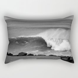 Roca puta Rectangular Pillow