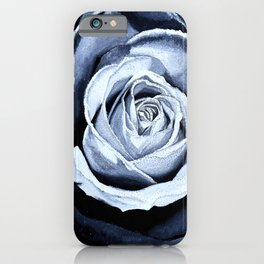 Rose in oils iPhone Case