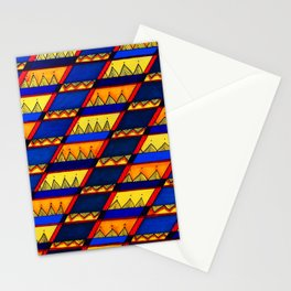 Tribal Trouble Stationery Cards