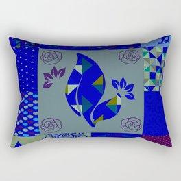 Patchwork39 Rectangular Pillow