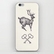 The Grand Budapest Hotel iPhone & iPod Skin