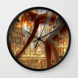 Leeloo Fifth Element Wall Clock