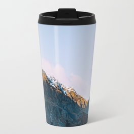 Dawn Mountain - Kenai Fjords National Park II Travel Mug