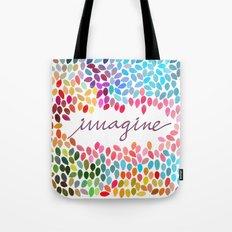 Imagine [Collaboration with Garima Dhawan] Tote Bag