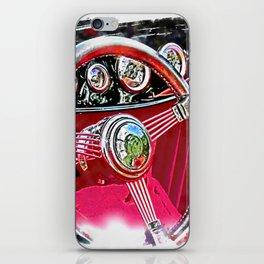 Takin' a Ride iPhone Skin