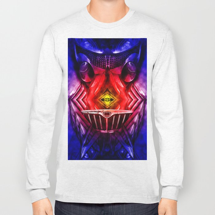 The machine. Long Sleeve T-shirt