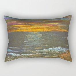 Sun Ripened Sand Rectangular Pillow