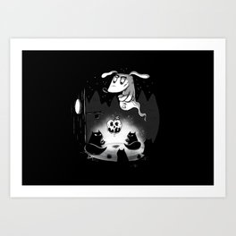 poisonous Art Print