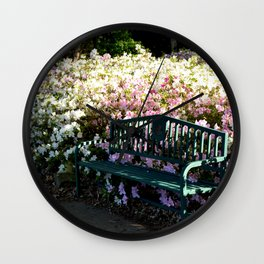 Muscogee (Creek) Nation - Honor Heights Park Azalea Festival, No. 07 of 12 Wall Clock