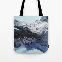 Ebb and Flow 2 Tote Bag