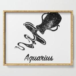 Aquarius Serving Tray