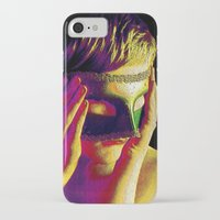 anonymous iPhone & iPod Cases featuring Anonymous  by Dream Realm Photography and Art