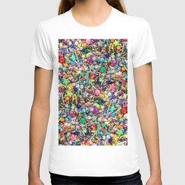 Rainbow Sprinkles - cupcake toppings galore T-shirt