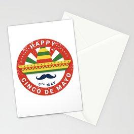 Happy Cinco de Mayo Stationery Cards