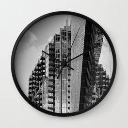 Uptown III Wall Clock