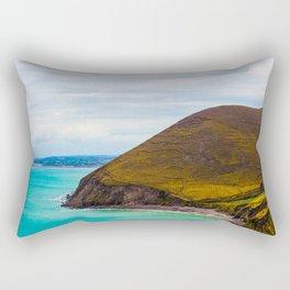 Hidden Cove House Rectangular Pillow