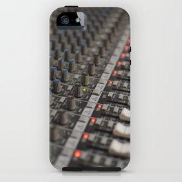 soundboard - music iPhone Case