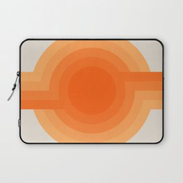 Sunspot -  Creamsicle Laptop Sleeve