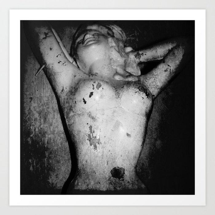 art Vintage nude