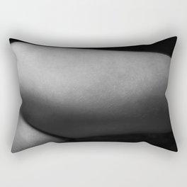 Less is more Rectangular Pillow