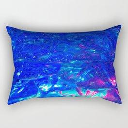 Liquid lights Rectangular Pillow