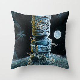 Marquesan Entwined Throw Pillow