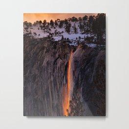 Yosemite Valley, USA #society6 #decor #buyart Metal Print