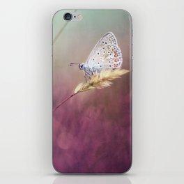Purple heat... iPhone Skin