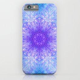 Mehndi Ethnic Style G337 iPhone Case