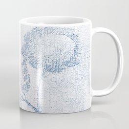 Sun will shine ... Blue Coffee Mug
