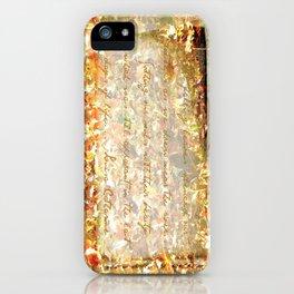 Fall Dedication  iPhone Case