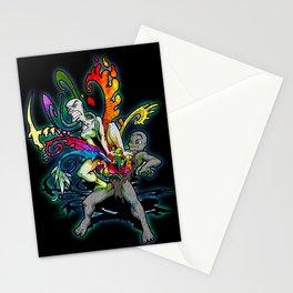 The Creativity Inside (Black) Stationery Cards