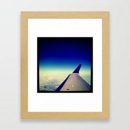 flight Framed Art Print