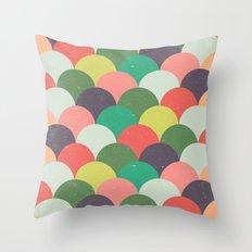 Kids Pattern Throw Pillow