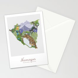 Nicaragua Stationery Cards