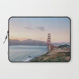 San Francisco Golden Gate Bridge Laptop Sleeve