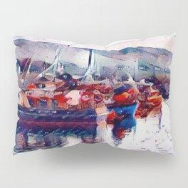 Irish Sea Pillow Sham