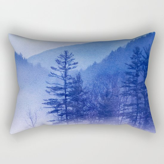 mystic sunrise II Rectangular Pillow