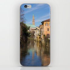 Bridge with a view iPhone Skin