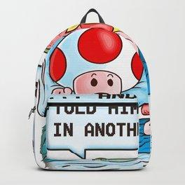 PEACH'S SECRET Backpack