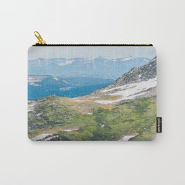 Alpine Mosses Carry-All Pouch