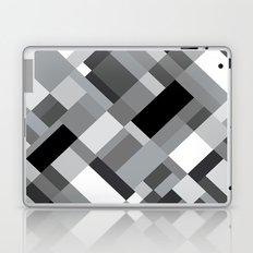 New Map Grey 45 Laptop & iPad Skin
