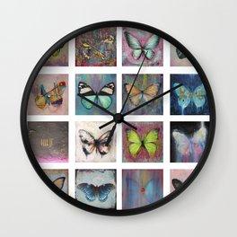 Flight Interrupted Wall Clock