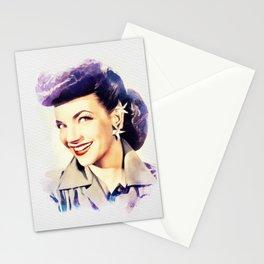 Carmen Miranda, Movie Legend Stationery Cards