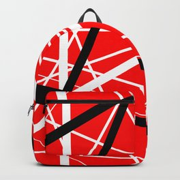 Awesome Hard Rock Pattern Backpack