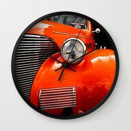 Bad Bish Wall Clock