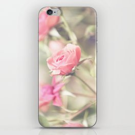 Kiss from a rose iPhone Skin